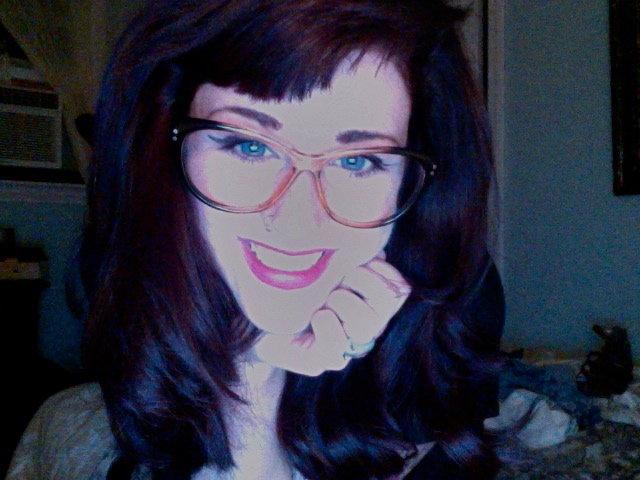 I love these glasses