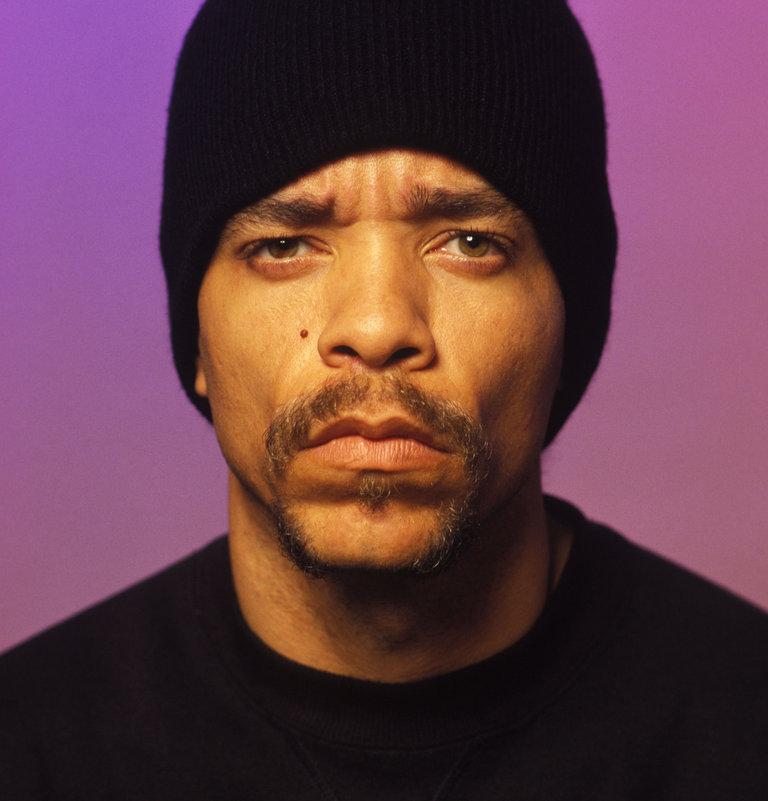 Ice-T 1992 Portrait Session