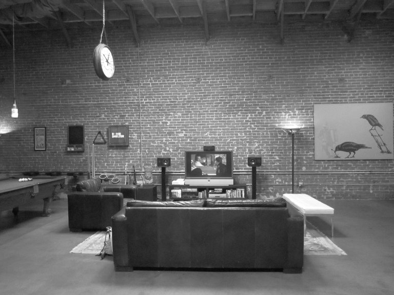 In The Studio 1