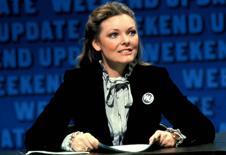 JANE CURTIN, WEEKEND UPDATE