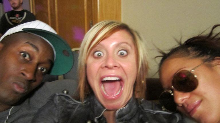 Jermaine, Jordis and me