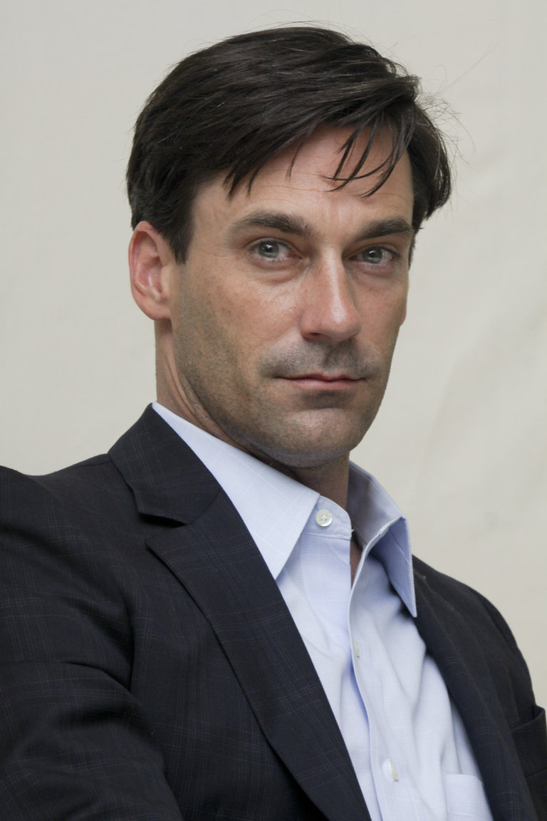 Jon Hamm Portrait Session