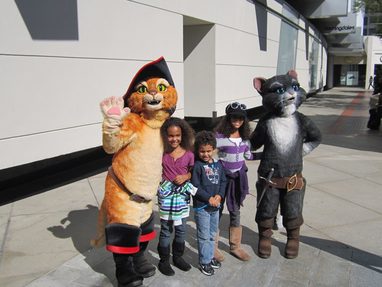 Kids in LA