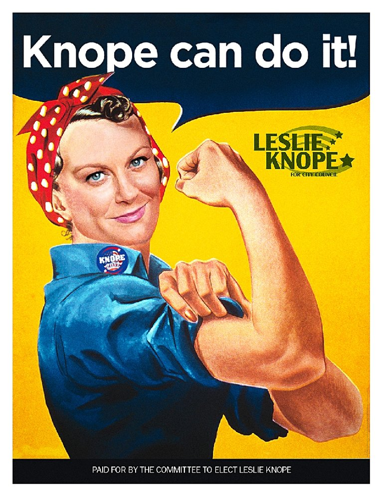 Knope Can Do It