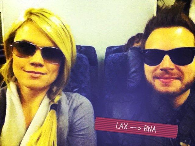 LAX-->BNA