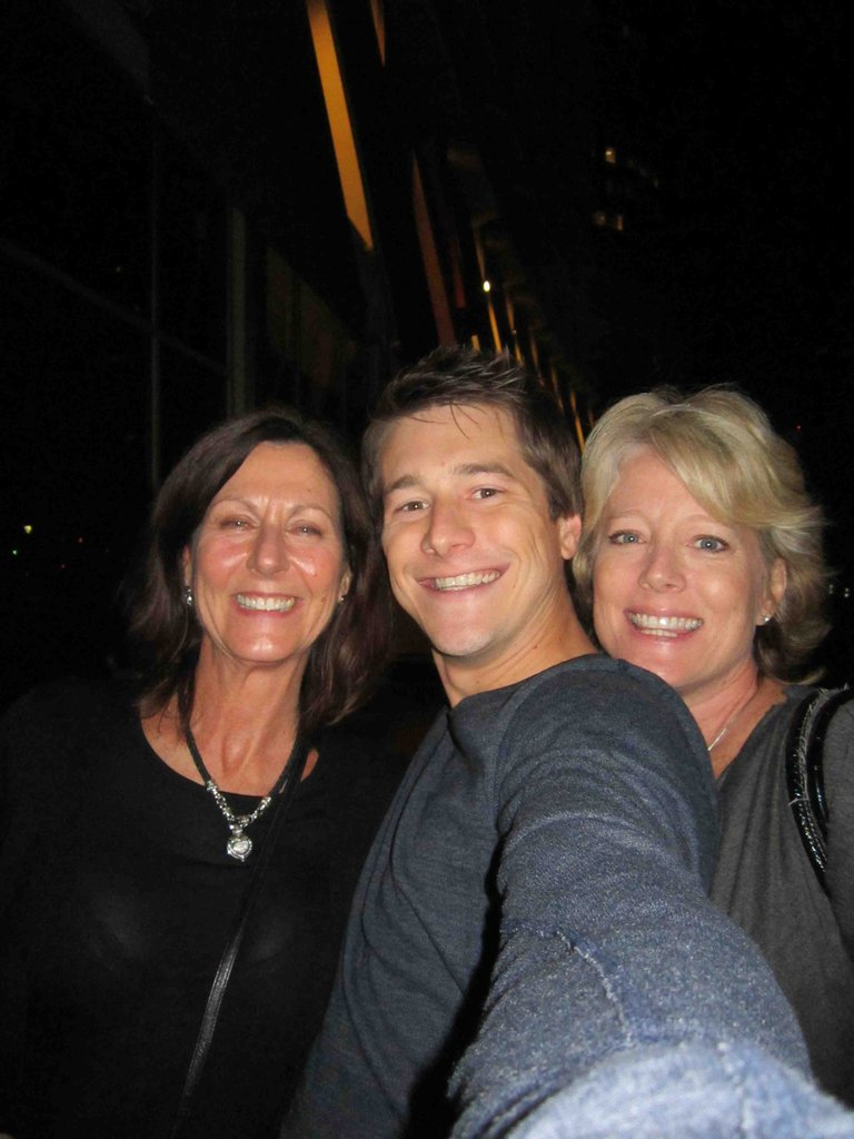 """LELAND and HiS """"MOMS"""""""
