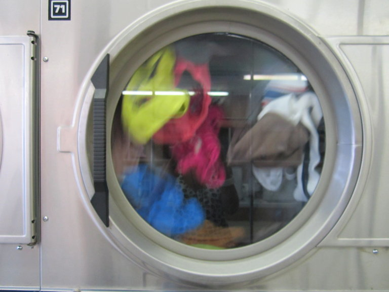 Laundry Day 1