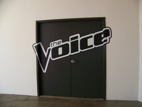 "Logo Number 4 Pic ""The Voice"""