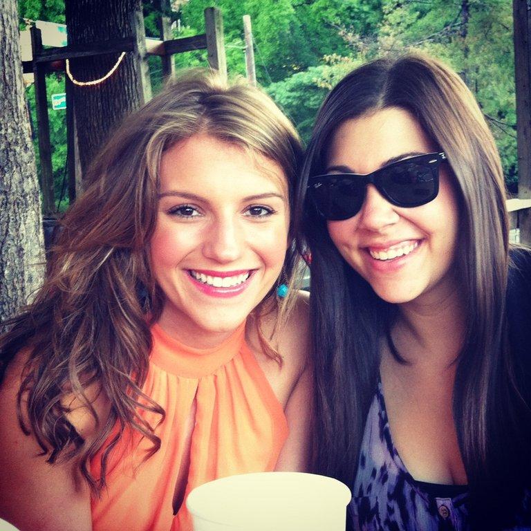 Lunch with Jamie in Nashville