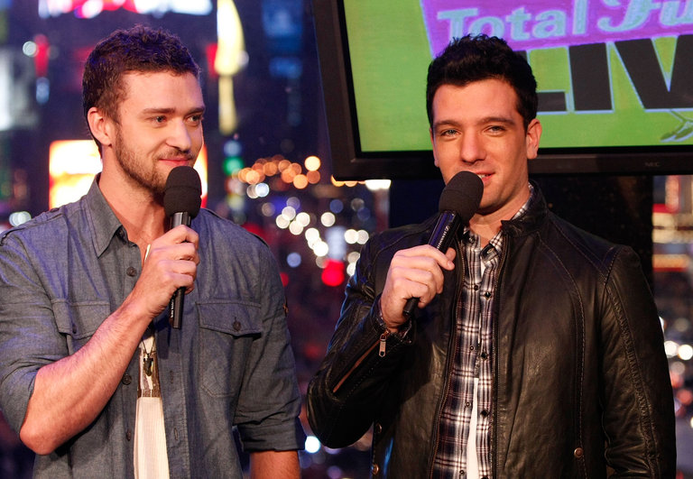 "MTV's TRL ""Total Finale Live"" - Show"