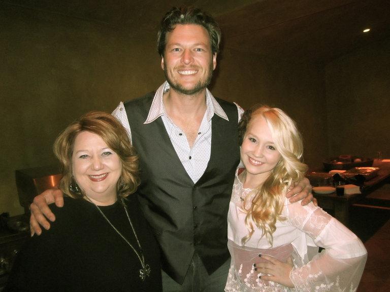 Mama, Me and Blake!