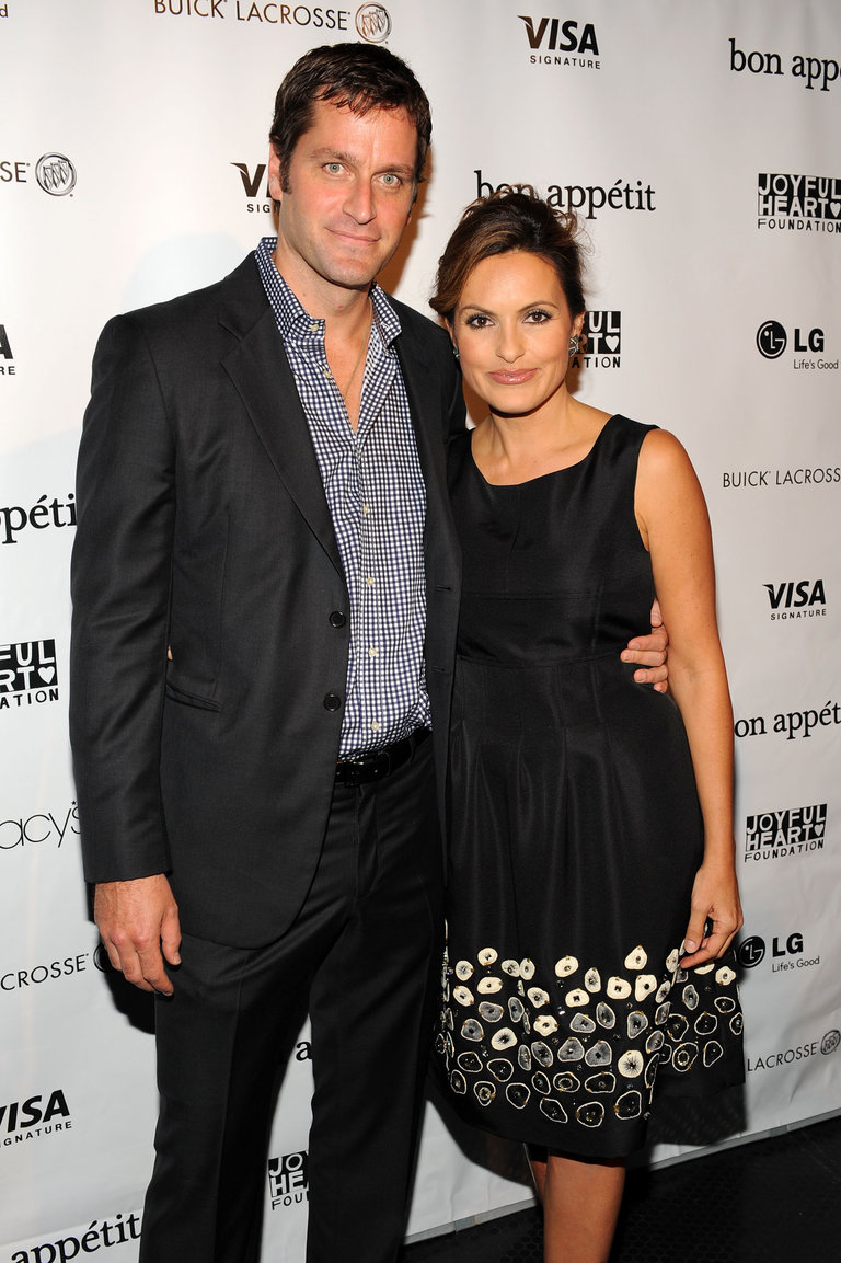 Mariska Hargitay's Joyful Heart Foundation Dinner
