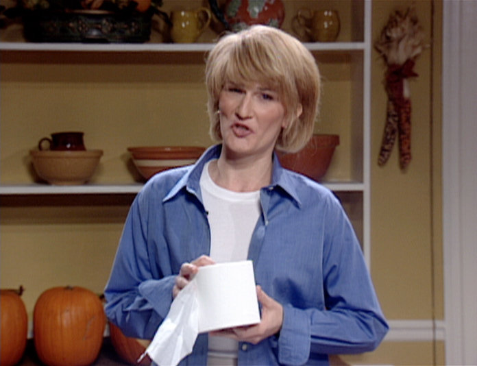 Martha's Tips for Halloween Pranks.