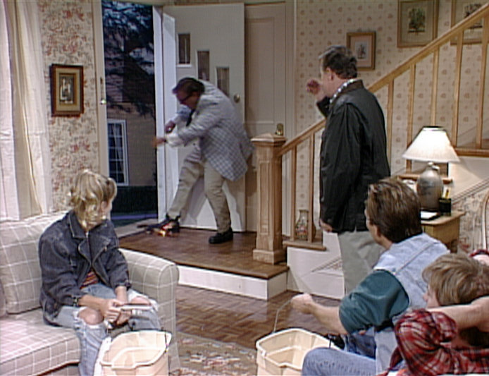 Matt Foley vs. Bag of Poo