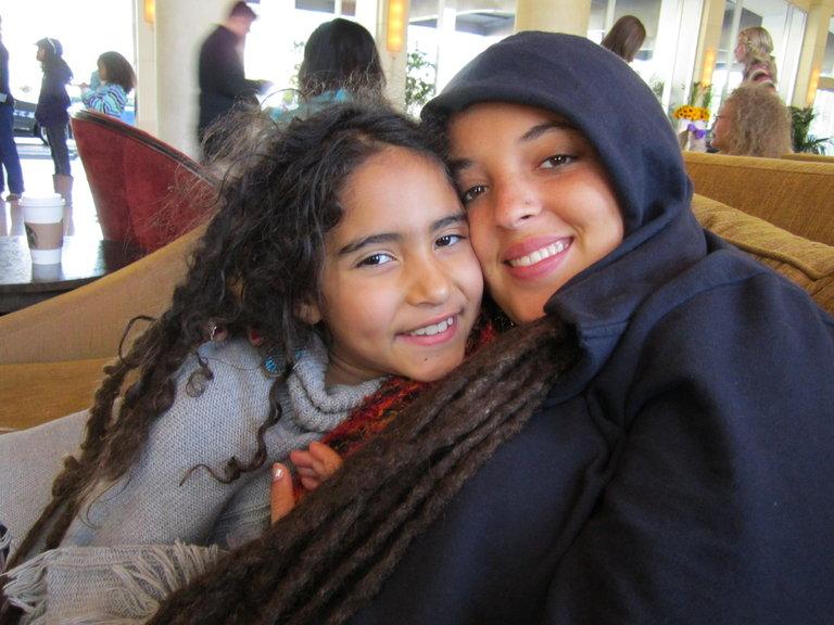 Me and Ashirah