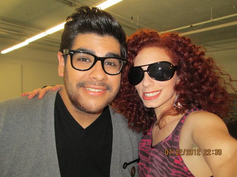 Me and Daniel Rosa!