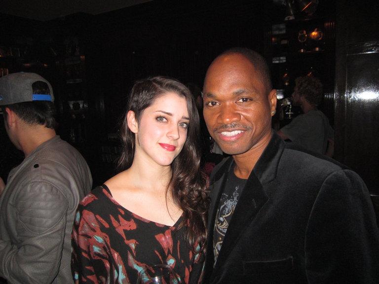 Me and Lindsey Pavao