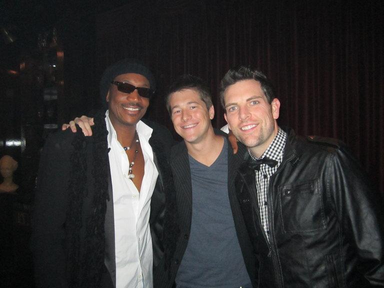 Me, Chris & Leland
