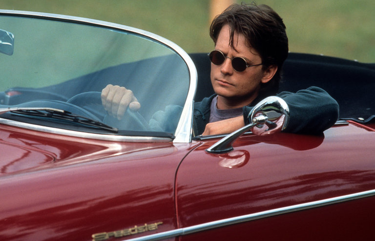Michael J Fox In 'Doc Hollywood'