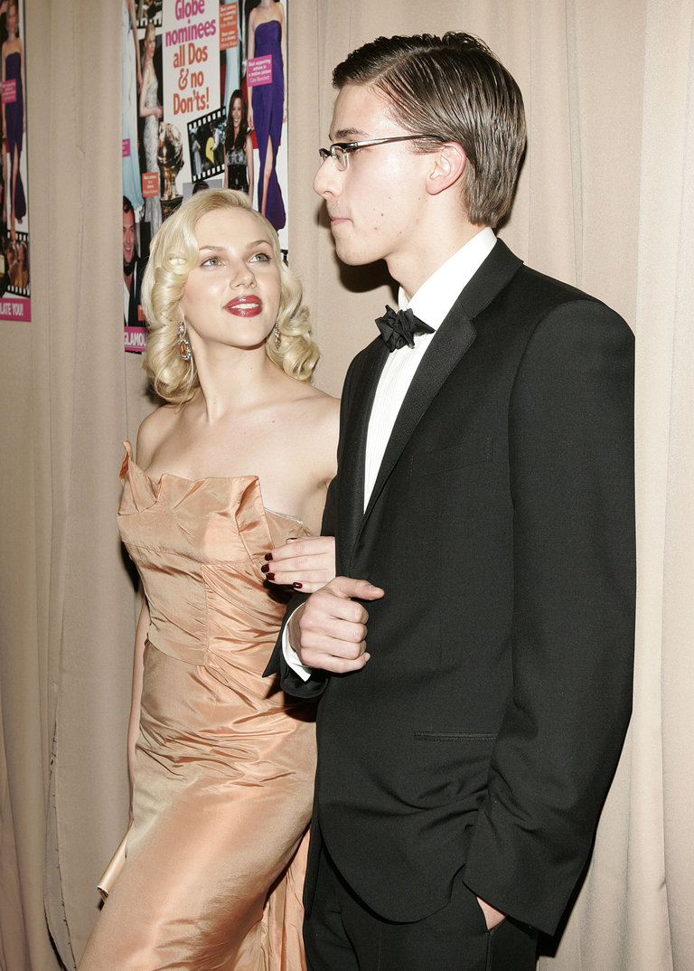 Glamour/Miramax Post Golden Globe Awards Party