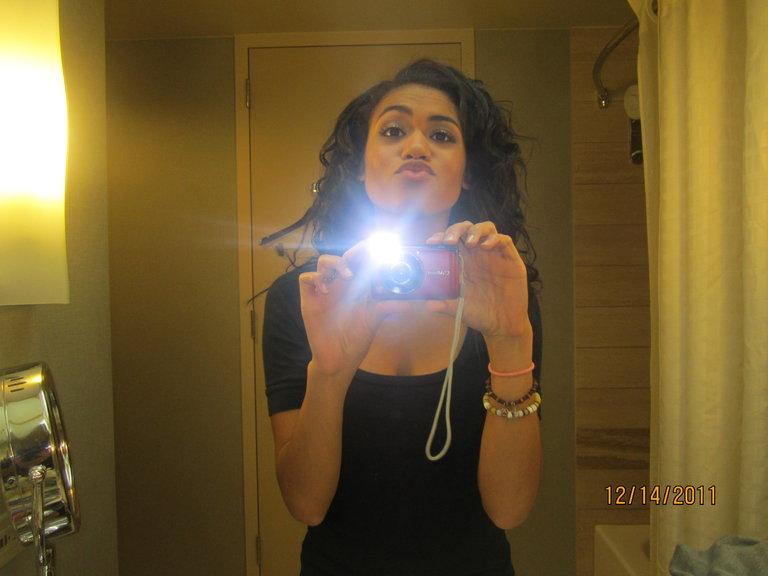 Mirror pic...BAM!