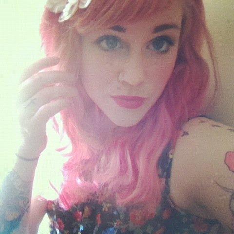 Miss my pink!