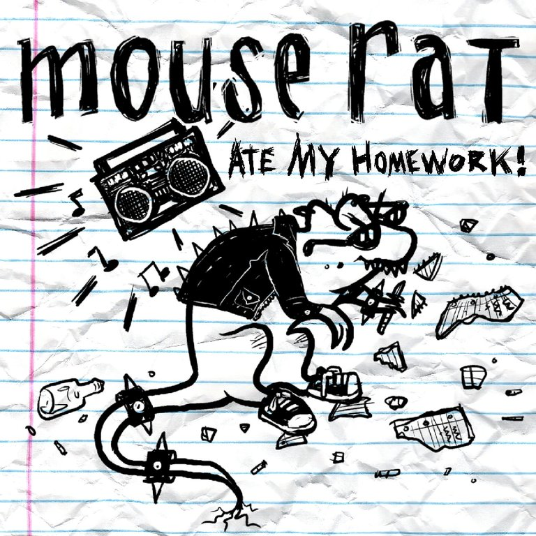 Mouse Rat Ate My Homework