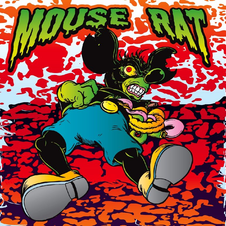 Mouse Rat Cartoon