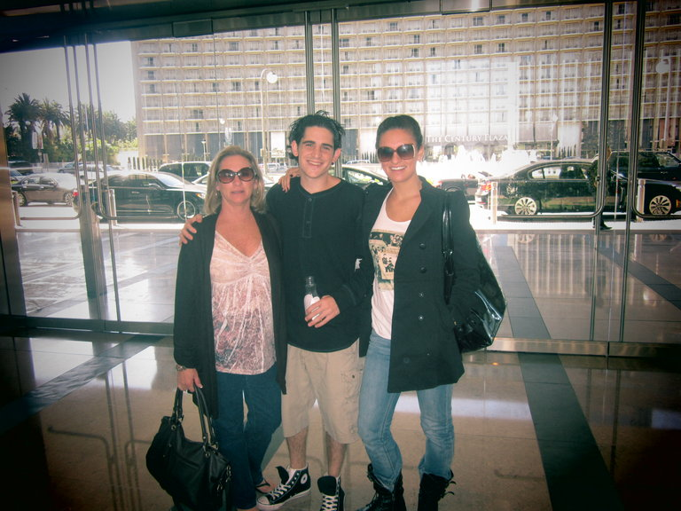 My Beautiful Mother , beautiful sister, and me