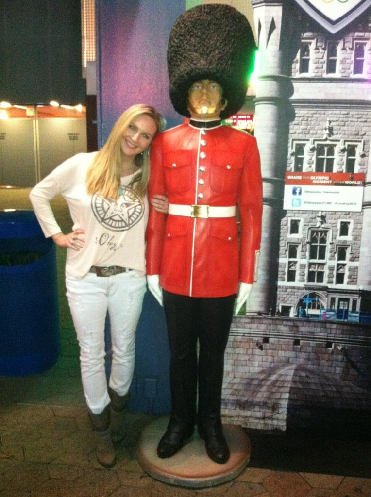 "My Mom's New ""British"" Boyfriend...jkjk"