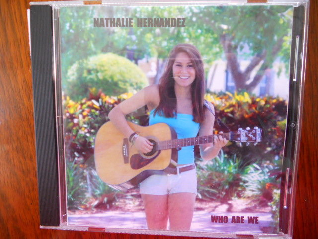 My demo cd :)