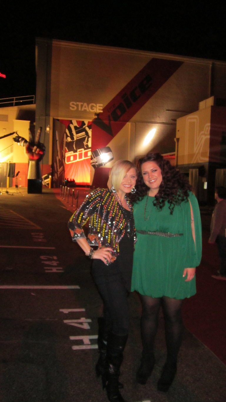 On the Red Carpet with Erin