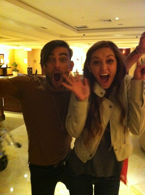 Our FREAK OUT picture! :D