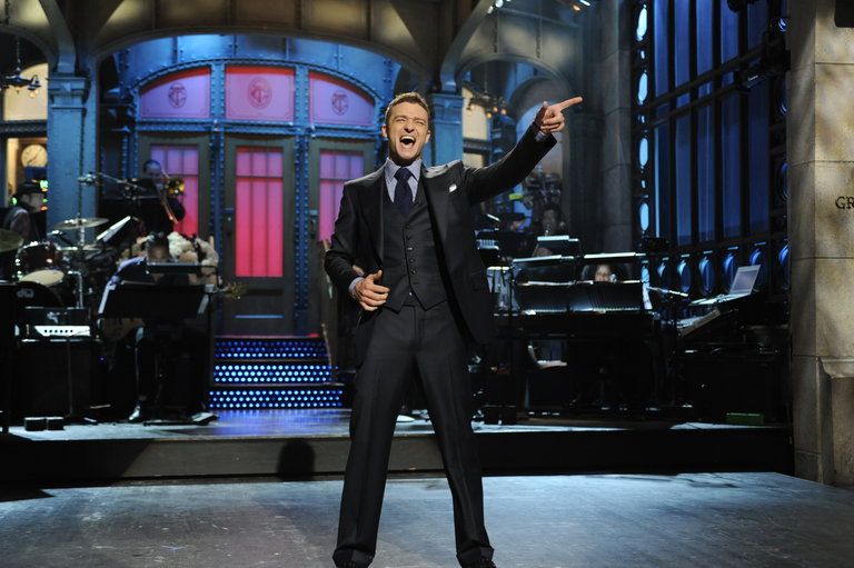 Outstanding Original Music & Lyrics: Justin Timberlake Monologue- * WINNER!