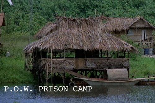 P.O.W. Prison Camp