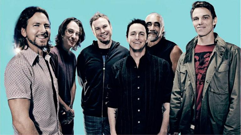 Pearl Jam Photo Bumper