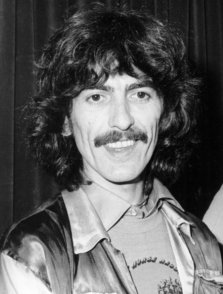 Photo of George Harrison