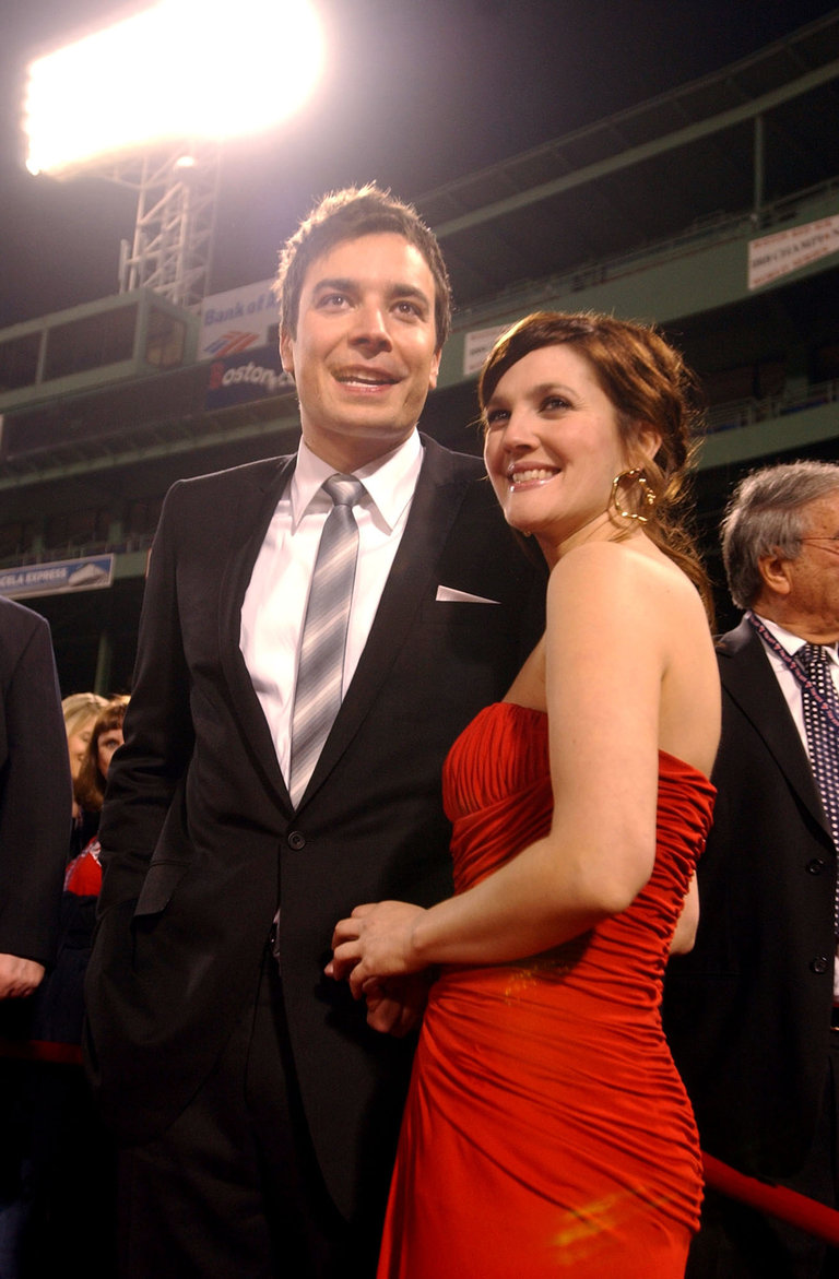 "Premiere Of ""Fever Pitch"""