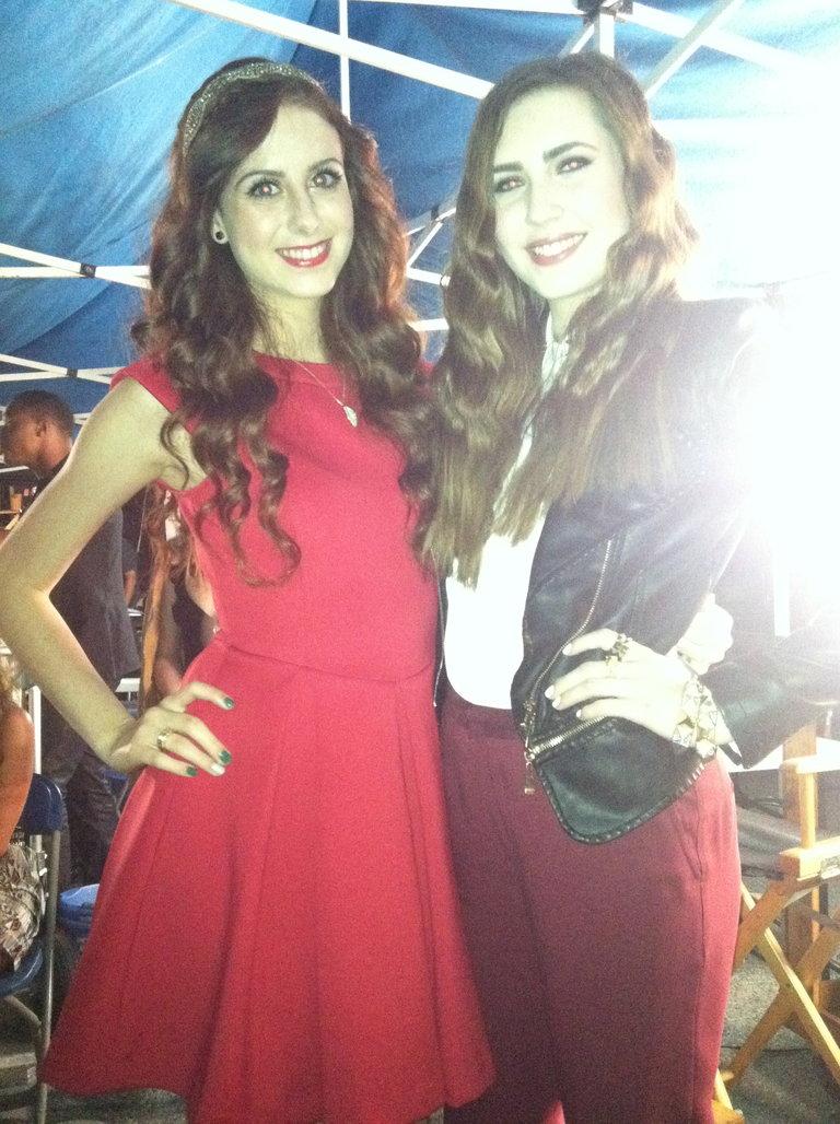 Pretty in Red  #Paulina&I