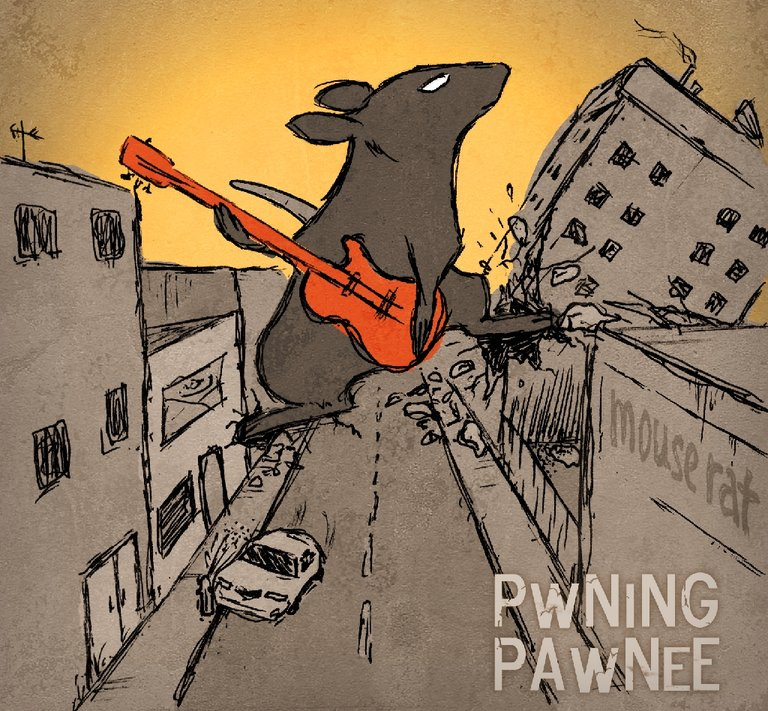 Pwning Pawnee