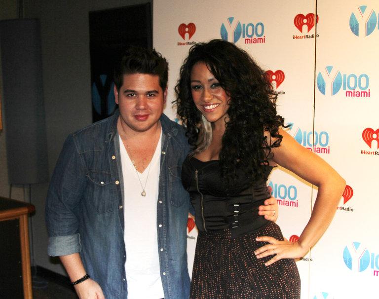 Radio Interview @ Miami's Y100