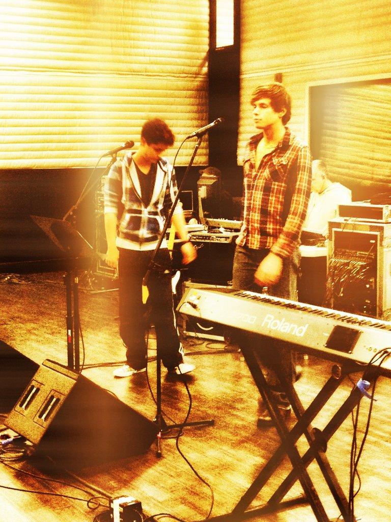 Rehearsing for Battles!