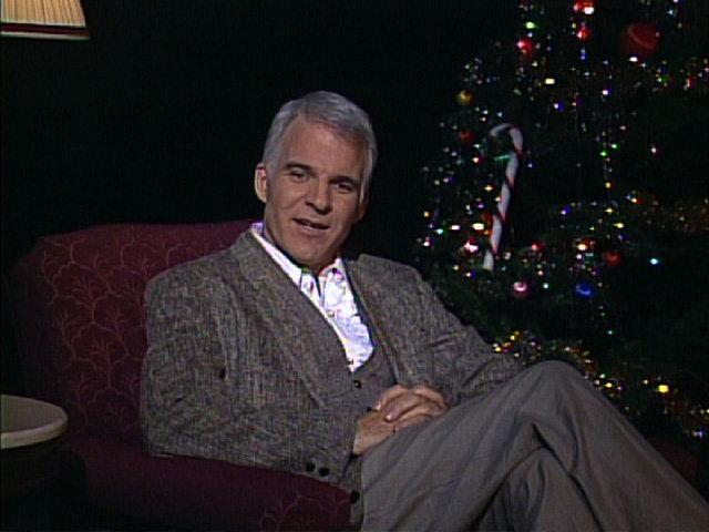 Steve Martin's Christmas Wish