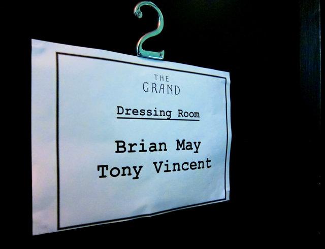 TV & BM Dressing Room