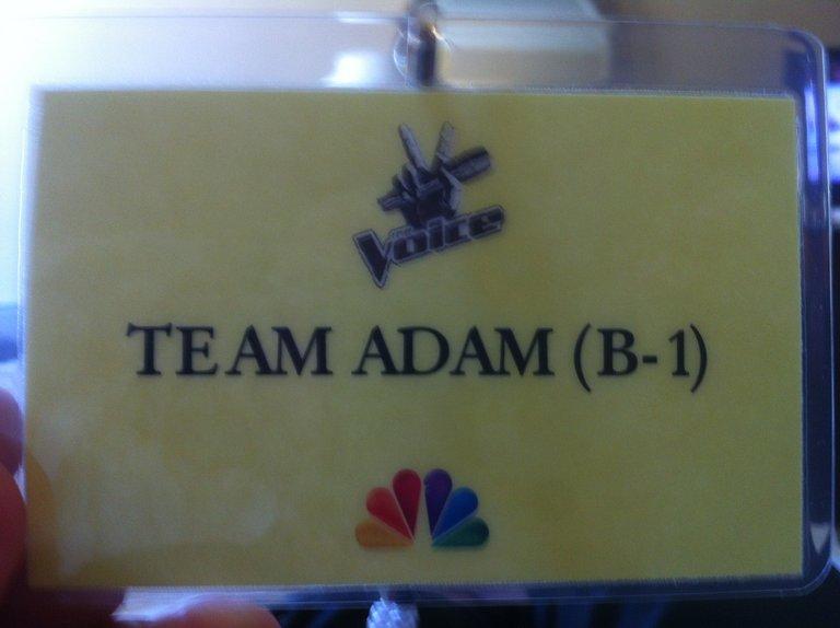 Team Adam Laminate