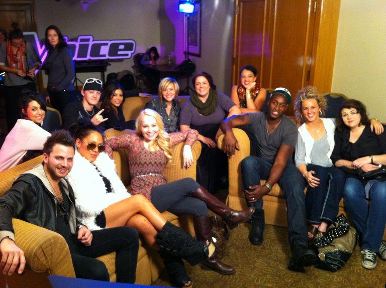 Team Blake Together!