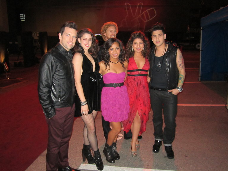 Team Xtina:  Battle Rounds!!!