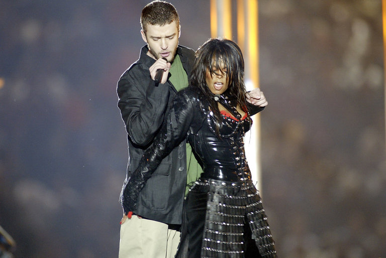 The AOL TopSpeed Super Bowl XXXVIII Halftime Show Produced by MTV