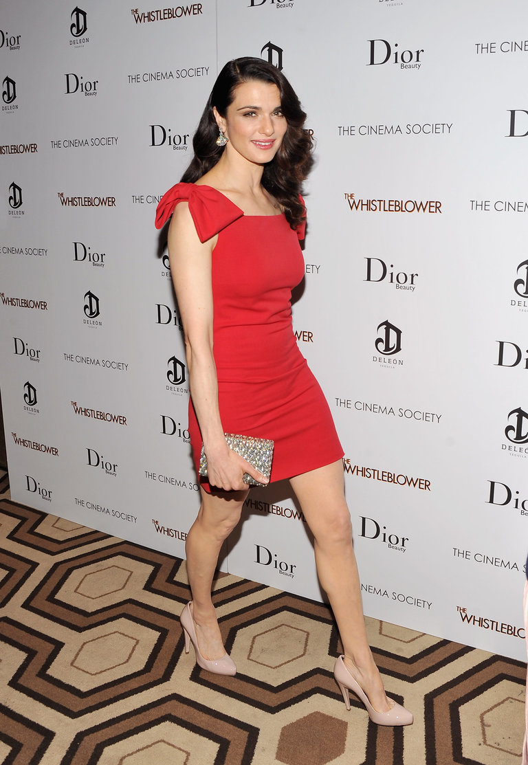 "The Cinema Society & Dior Beauty With DeLeon Host A Screening Of ""The Whistleblower"" - Arrivals"