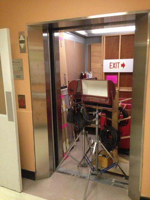 The Elevators of SVU 01